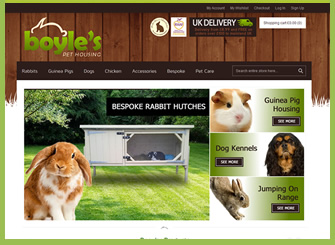 Boyles Pet Housing